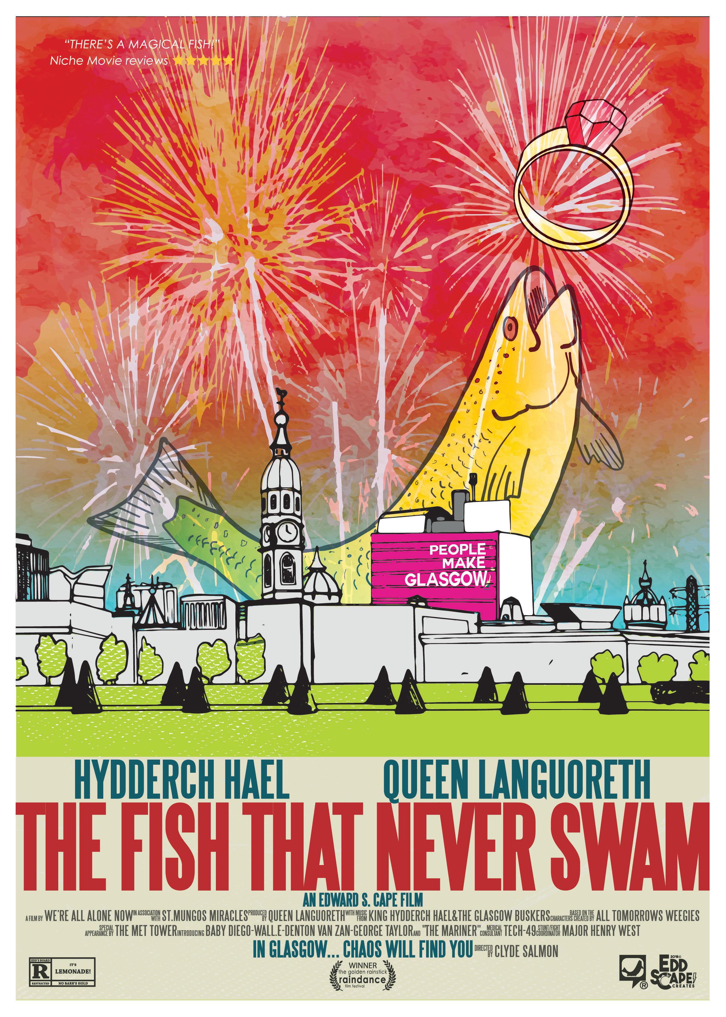 The Fish That Never Swam