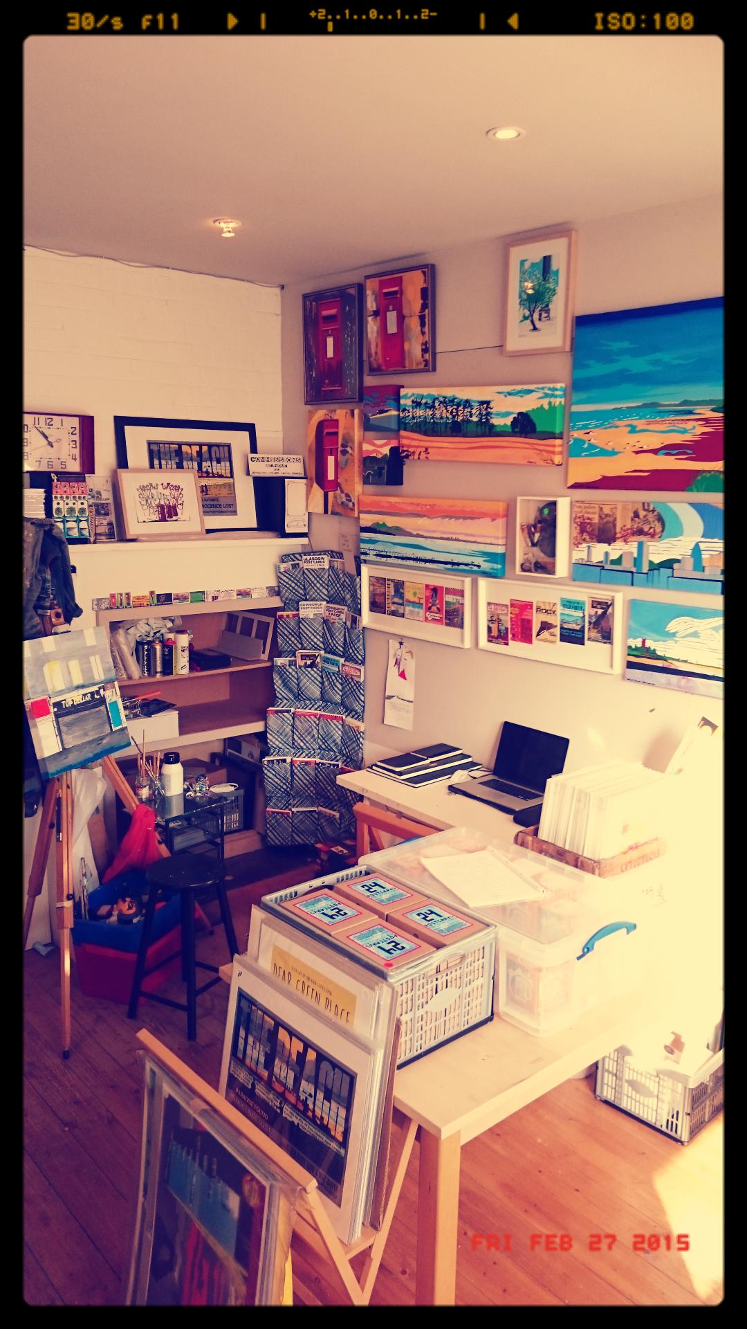 The Eddscape Studio