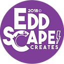 based in Edinburgh in the U.K. Eddscape is an artist and designer specializing in lanscape painting and mixed media digital art