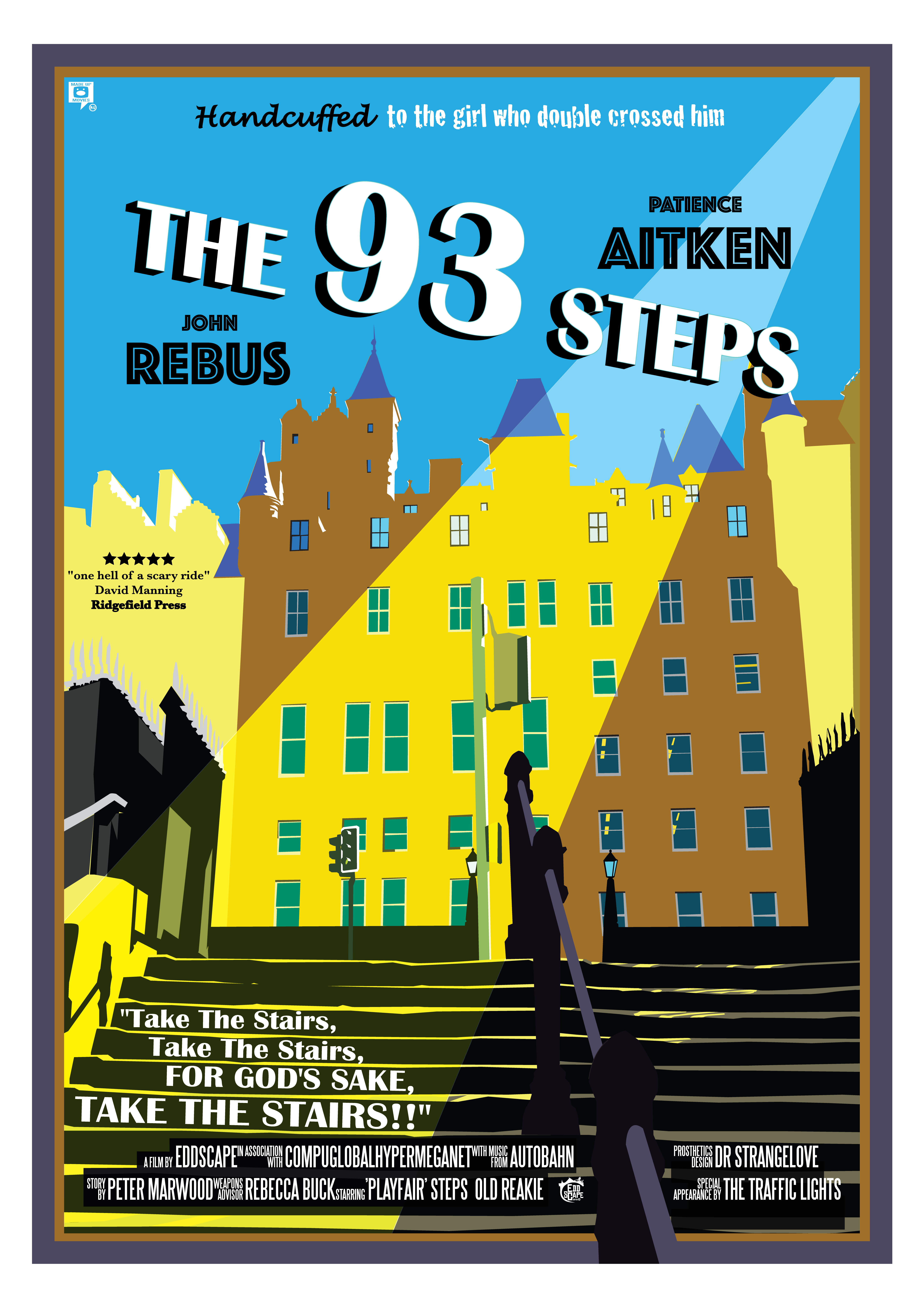 The 93 Steps