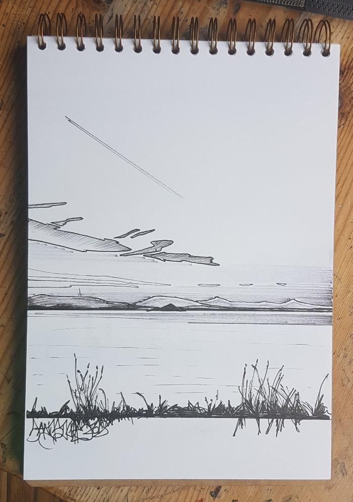 Sketch Book 2018