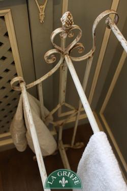 porta asciugamano milano