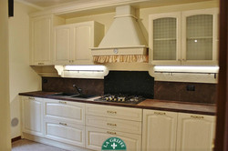 cucina kitchen country classica
