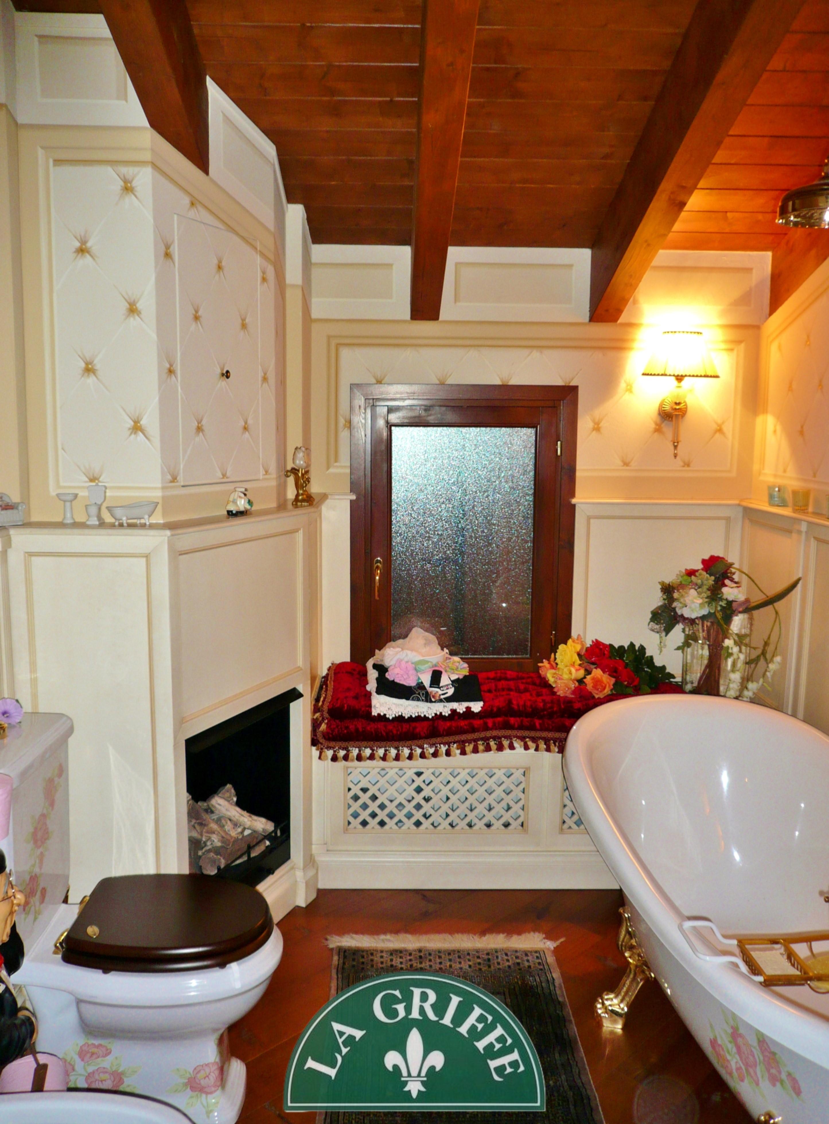arredare bagno classico moderno