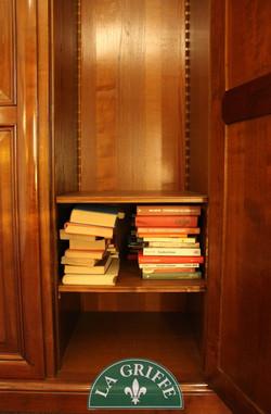 armadio classico ciliegio milano