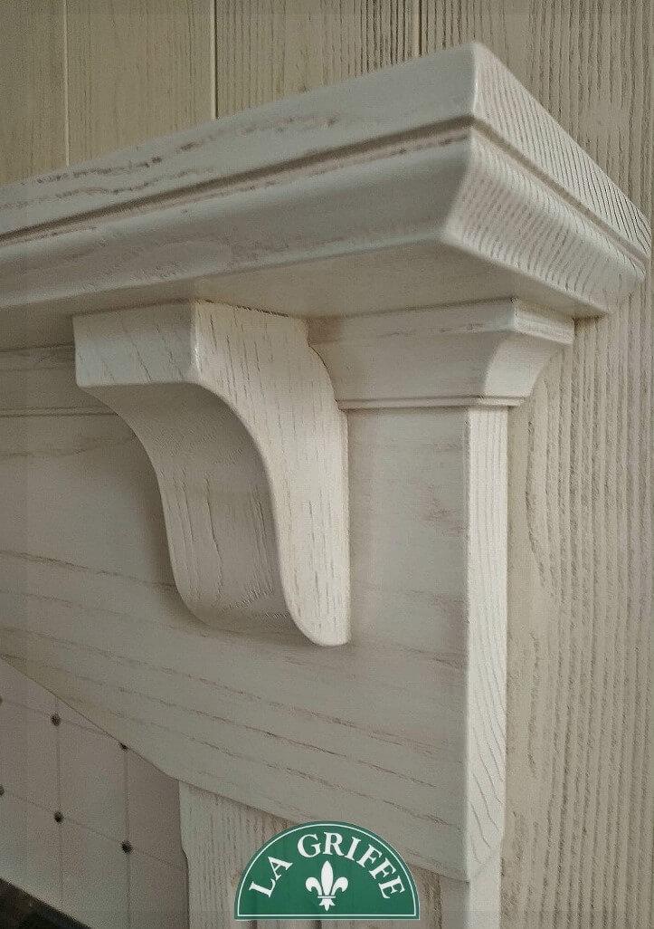 Cucina in legno classica