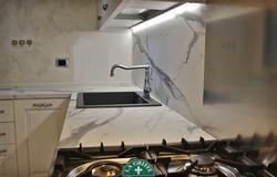 Cucina con elettrodomestici - Monza
