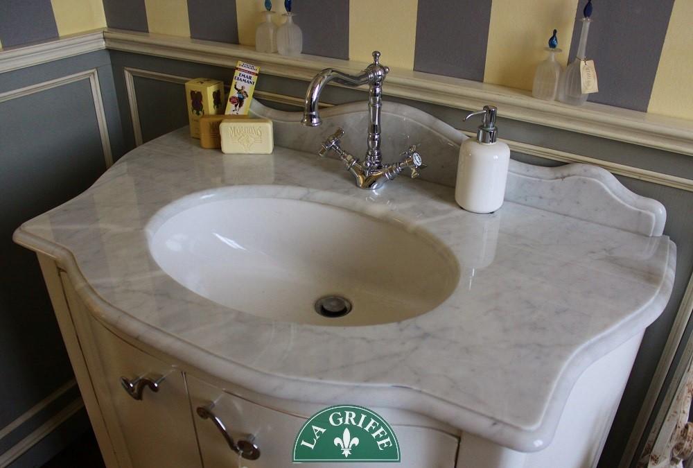 bagno provenzale shabby chic