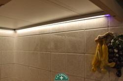 illuminazione cucina classica milano