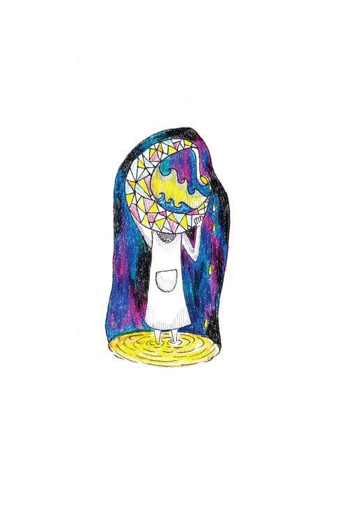 Moonspills girl