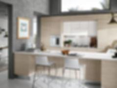 Cucina moderna contemporanea - La Griffe Arredamenti