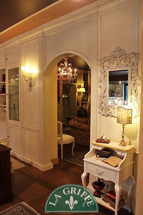 Boiserie su misura classico, provenzale shabby chic Monza Brianza Milano Arredamenti