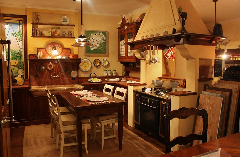 Cucina Valenzuela - Marchi Cucine