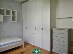 Cameretta armadio e cassettiera
