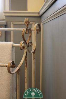 porta asciugamani su misura