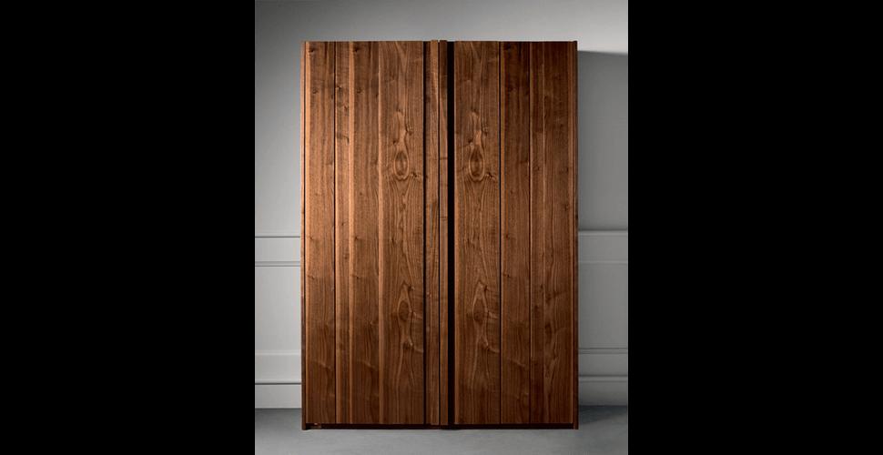 Frigo dispensa legno L'Ottocento