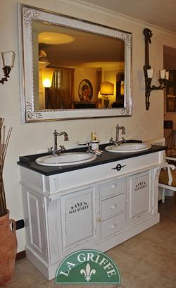 Bagno provenzale 2 vasche brianza