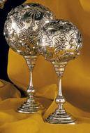 Atena peltro - sfera Hocus e Pocus