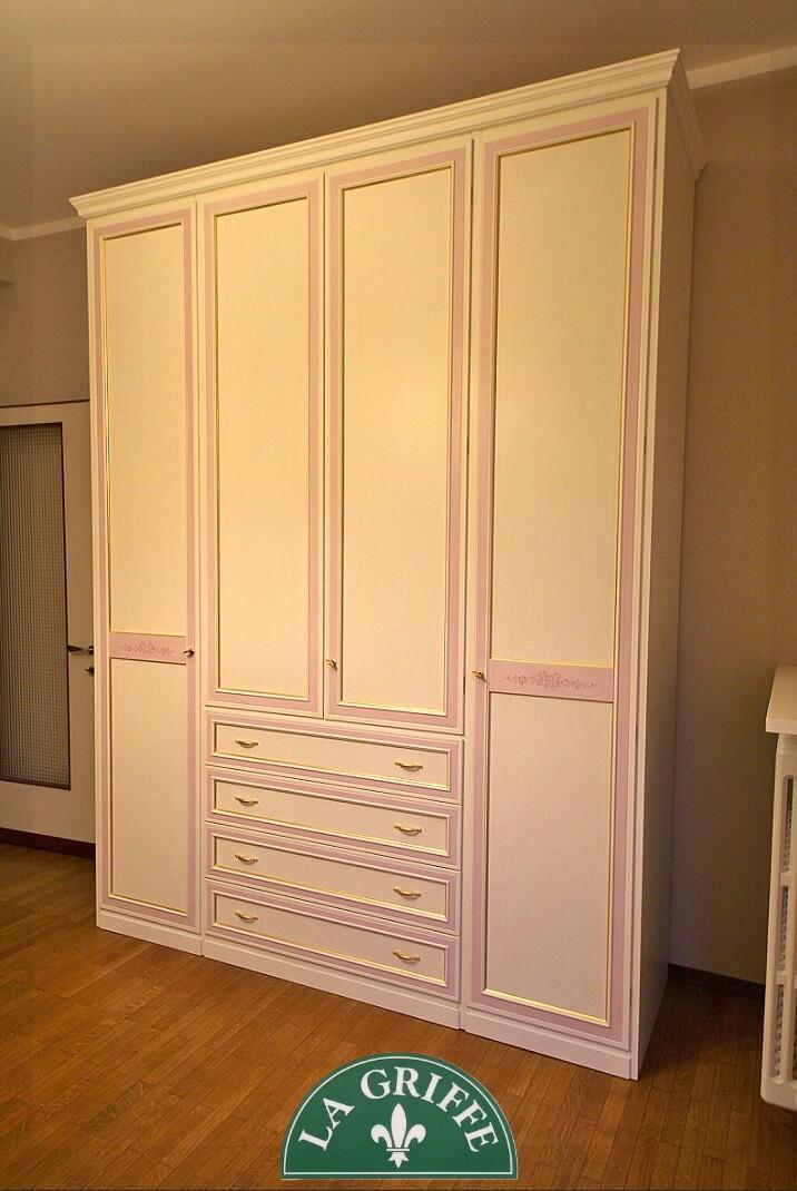 Armadio classico camera letto