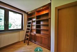 libreria su misura lesene brianza