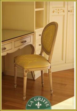 sedia classica Luigi XVI monza