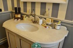 mobile da bagno lavabo marmo