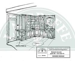 Progettazione arredamento interni