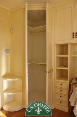 cabina armadio su misura classica