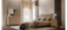 Camere matrimoniali e gruppi letto in stile - classico moderno arredamenti monza brianza milano