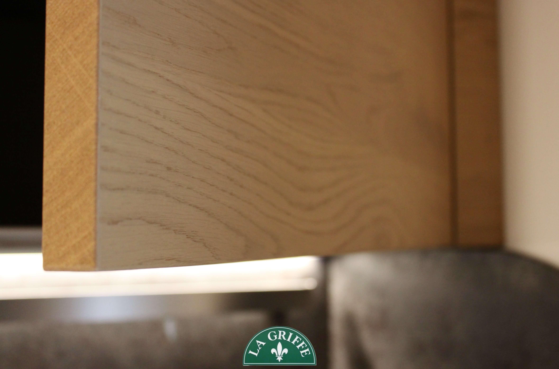 Anta in rovere nodato cucina