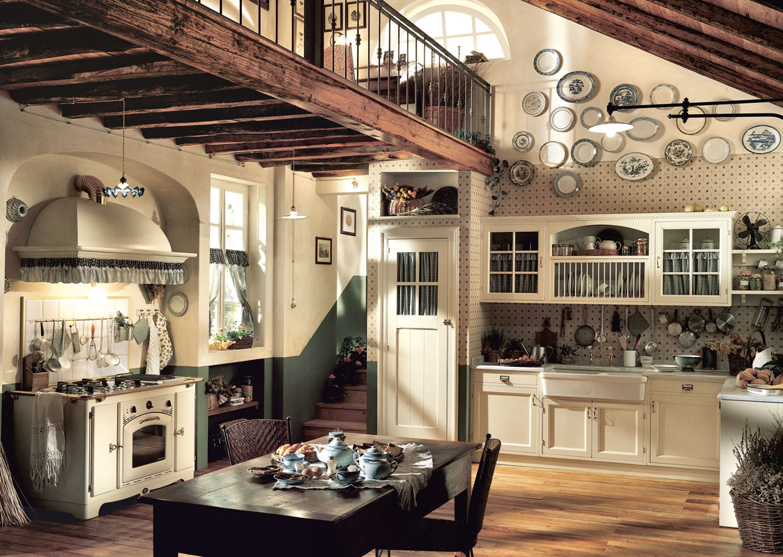 Cucina Old England - Marchi Group