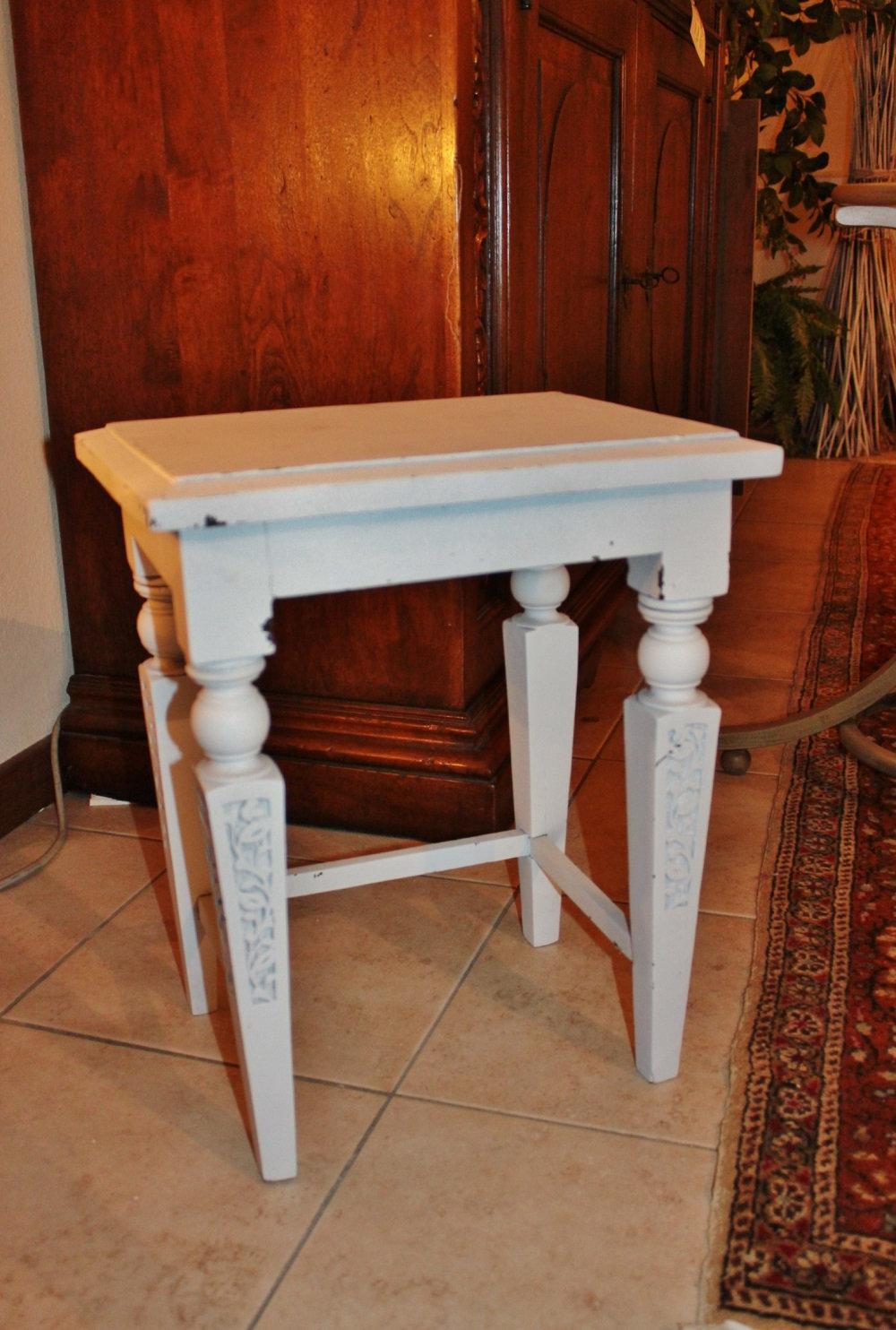Set 3 tavolini in stile provenzale arredamentilagriffe for Arredamenti piemonti carate brianza