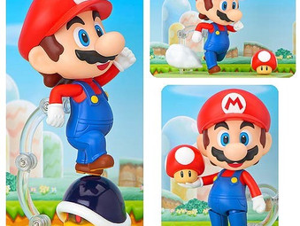 The Only Mario Figure You'll Ever Need?
