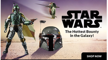 8 Boba Fett Items to Buy Now!
