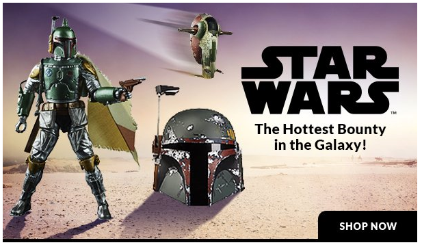 Click here to shop now for awesome Boba Fett items!