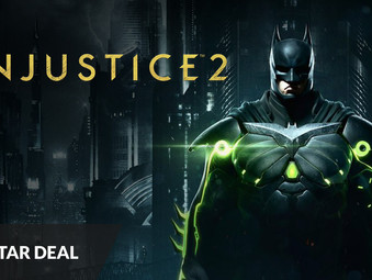 40% OFF Injustice 2 Ultimate Edition