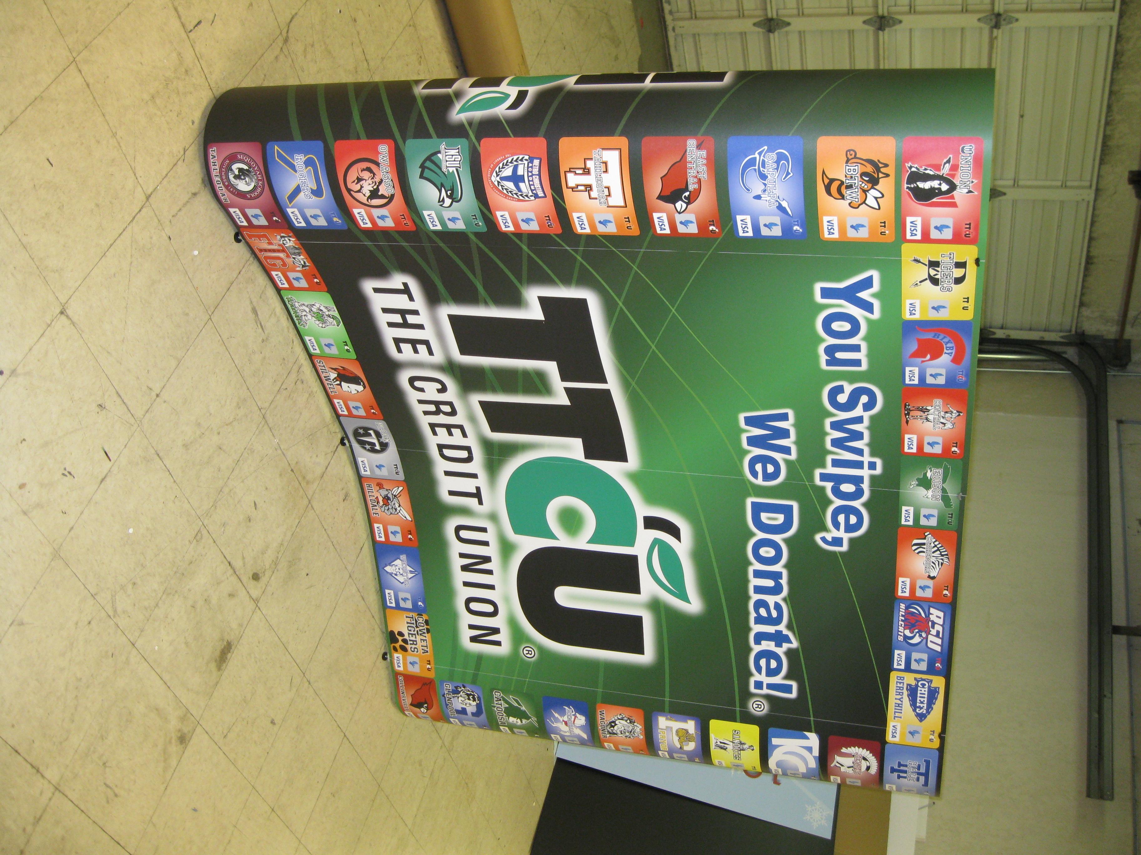 TTCU Display