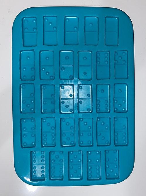 Silicone Domino Mold