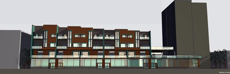 Mixed Use Housing: Ottawa