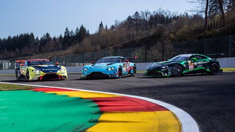 THREE VANTAGE GTES TO COMPETE IN FIA WEC IN 2021