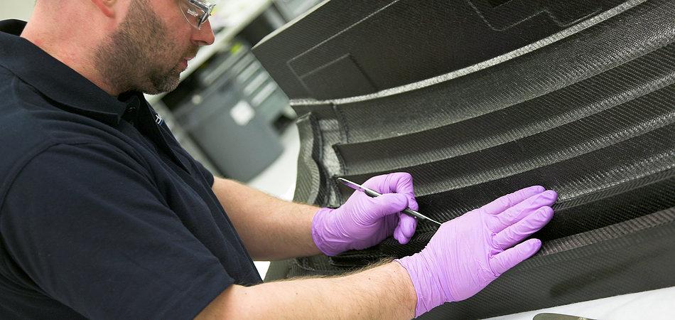 New Carbon Fibre Manufacturing Process Drives Demand | Prodrive