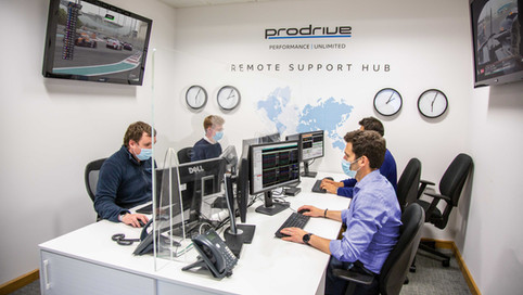 PRODRIVE SUPPORTS GLOBAL EVENTS FROM BANBURY