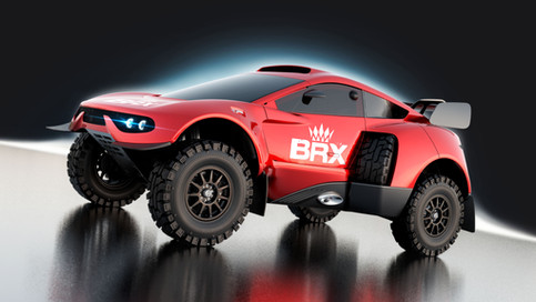 BRX TO COMPETE WITH PRODRIVE HUNTER T1+ AT DAKAR 2022