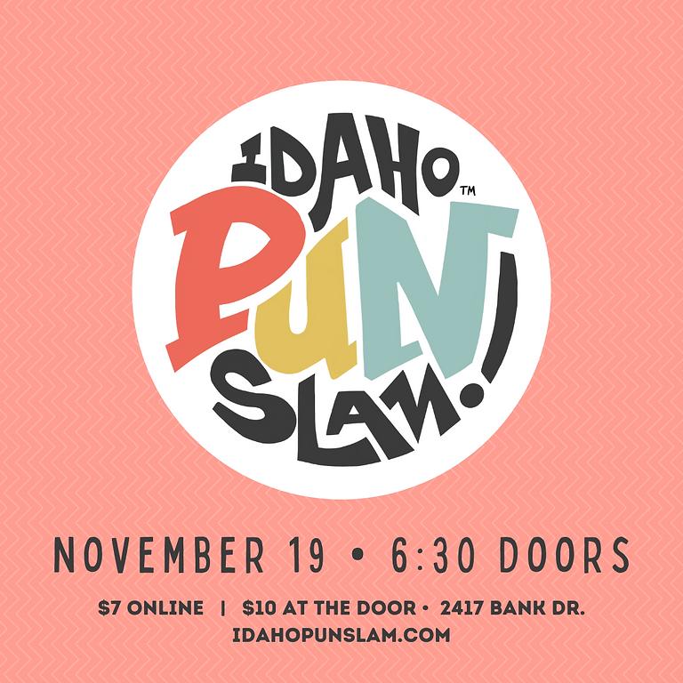 Idaho Pun Slam (November)