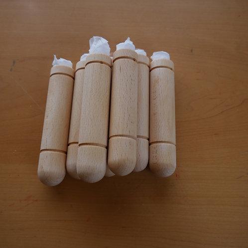 BUNA Wooden Holder 5+1