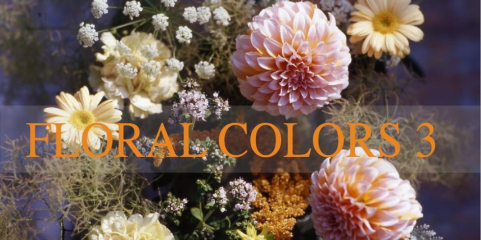 Floral Colors 3
