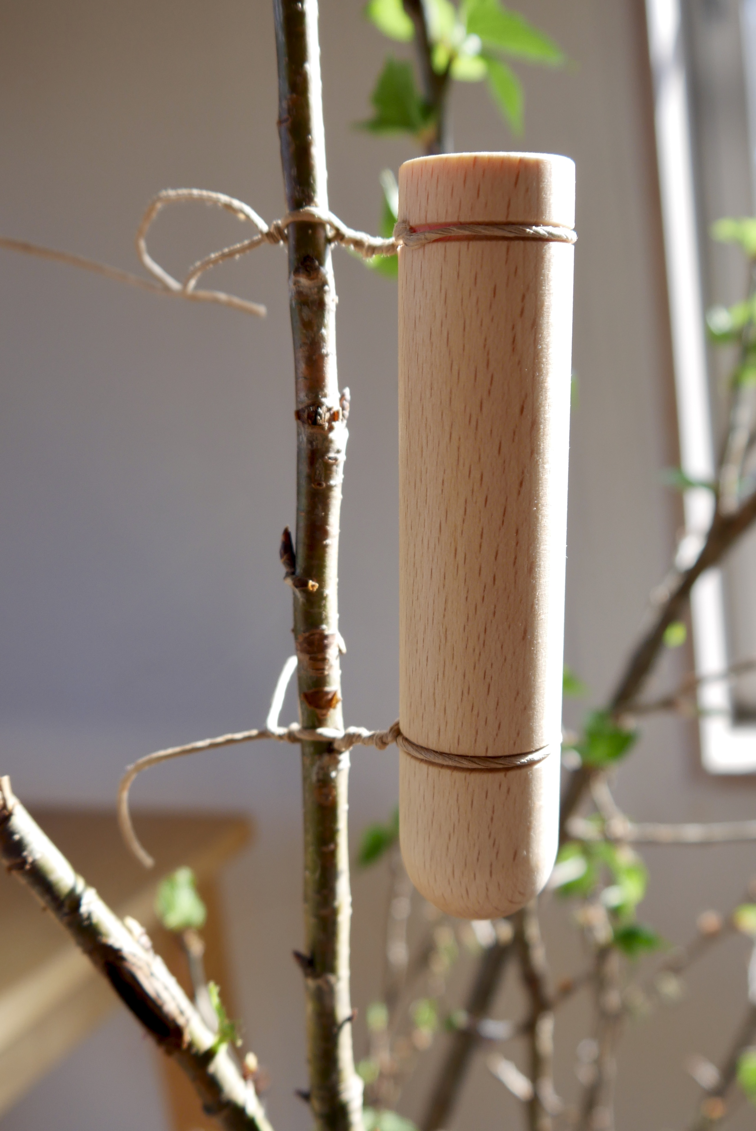 Wooden Holder