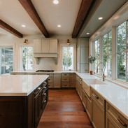 The O'Connor Plan Kitchen