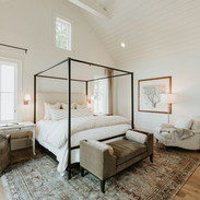The O'Connor Plan Master Bedroom