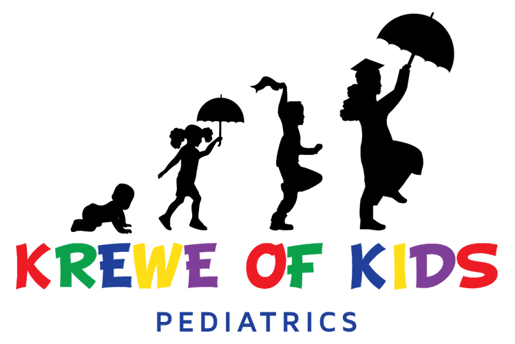 Krewe of Kids Pediatrics is located in New Orleans, Lousiana 70122